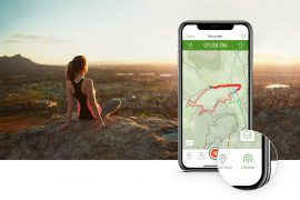 AllTrails Outdoor Safety App