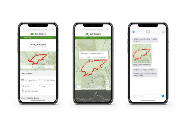 ALLTrails Outdoors Safety App | Gearminded.com