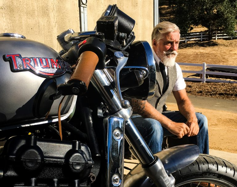 A Cafe Racer Dream Turned Mission To Ride The Distinguished