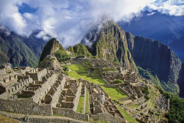 Inca Trail luxury trek in Peru