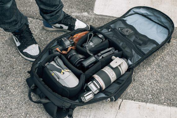 HEX camera bag collection | Gearminded.com