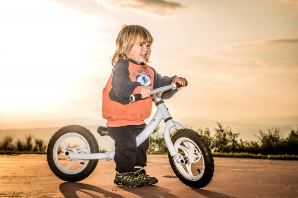 Monkeycycle: A Modular Bike That Grows With Your Child