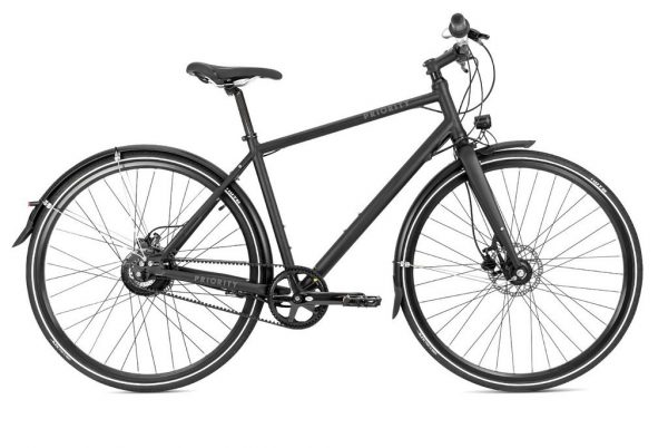 Priority Continiuum Onyx city bike