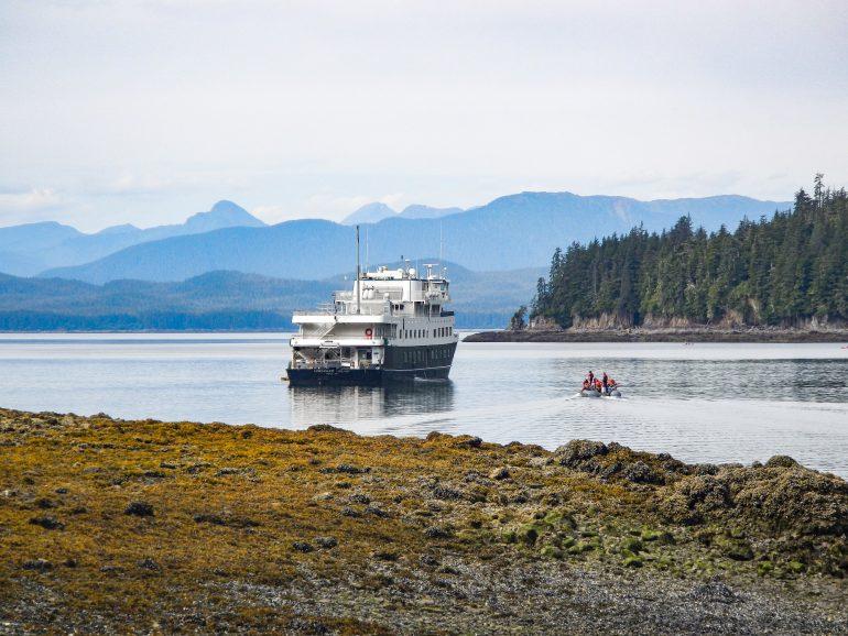 Alaskan experience, Todd Smith, AdventureSmith