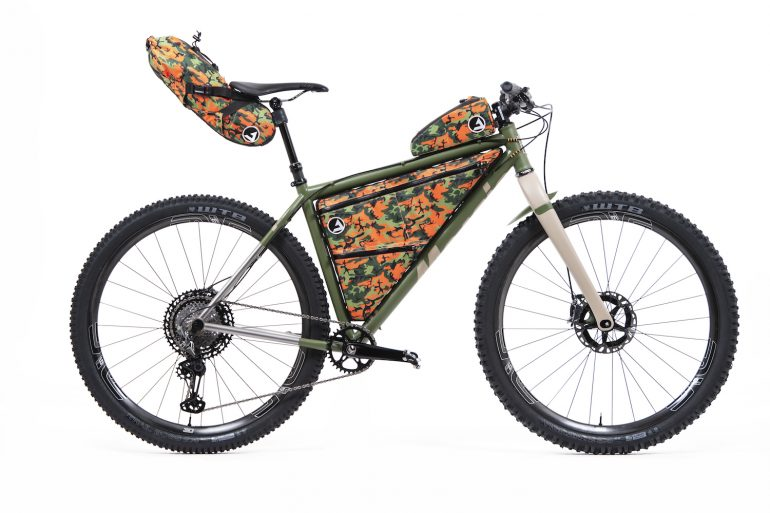"The Mosaic MT-1 Wins ""Best Mountain Bike"" Award at North American Handmade Bicycle Show 