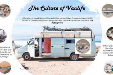 The Culture of Vanlife book