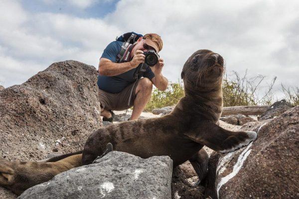 Galapagos exploration trip