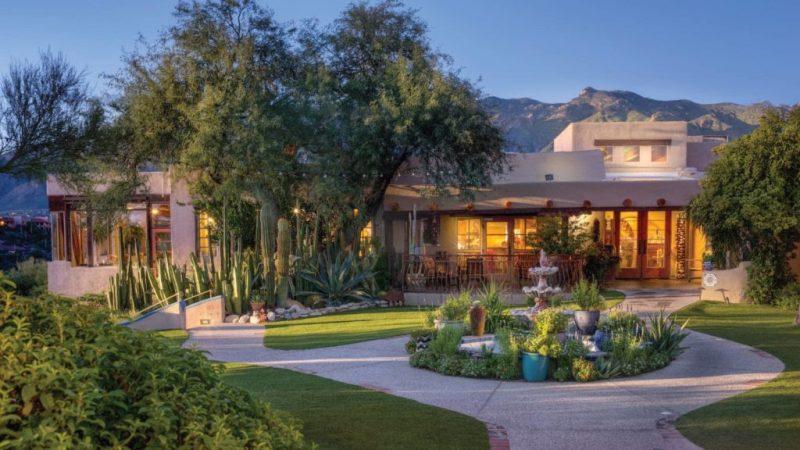 Hacienda Del Sol in Tucson, Arizona